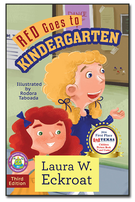 Red Goes to Kindergarten