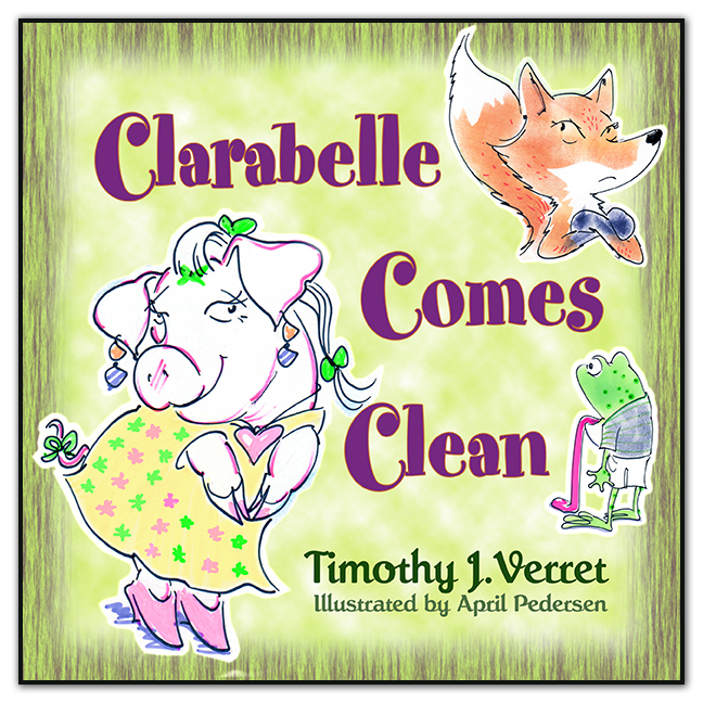 Clarabelle Comes Clean